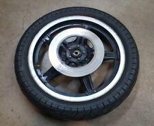 Honda CB450SC Nighthawk front wheel rim 18in comstar 18 x 1.85 1179