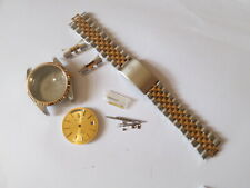 Vintage 36mm Sandoz Day Date Watch Case For 2834 Movement