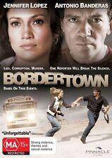 Bordertown (DVD, 2011)
