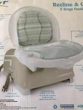 Safety 1st Recline & Grow 5 Stage Baby Feeding Seat