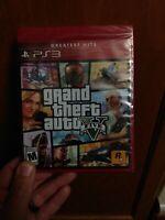 Grand Theft Auto V gta 5 (PlayStation 3, 2013) ps3