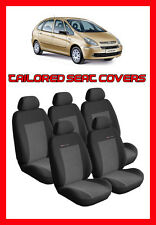 Tailored Fundas De Asiento Para Citroen Xsara Picasso Set Completo - 5 asientos grey2