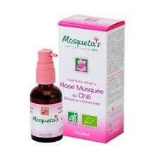 Mosqueta's - Huile de Rose musquée Bio du Chili 30ml