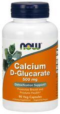 Now Foods Calcium D-glucarate 500 MG 90 Veggie Caps