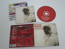 PETER GABRIEL/PASSION(VIRGIN-REAL WORLD REC. 7243 8 11787 2 0+RWCDX1) CD ALBUM