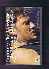 VHS (INTEGRALE) JOHNNY HALLYDAY DANS LA CHALEUR DE BERCY 1990