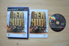 Ps2-Ben Hur - (Neuf dans sa boîte, avec mode d'emploi)