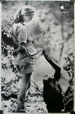 Apple Think Different Advertising Poster Jane Goodall 11x17