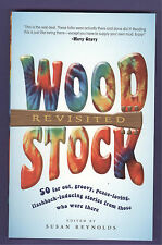Woodstock Revisited Book Susan Reynolds Autograph & 4 Other Autographed Stories