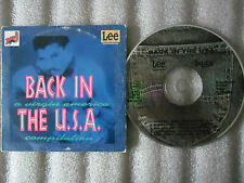 CD-BACK IN THE USA-A VIRGIN AMERICA COMPILATION-ROCK-(CD SINGLE)-1992-5 TRACK