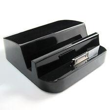 Noir USB Dock Cradle Station Chargeur Transfert De Données Samsung Galaxy Tab 7.7 8.9 10.1