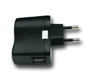 2 PIN EUROPEAN 1000MAH USB MAINS CHARGER FOR iPHONE iPAD 2 3 4 5 EURO TRAVEL