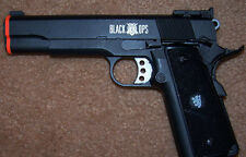 Airsoft Black Ops 1911 gas blow back w/CO2 magazine
