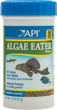 Api Algae Eater Wafers Algae Wafer Fish Food 1.3-Ounce Container