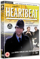 Heartbeat: The Complete Fourth Series DVD (2011) Nick Berry cert 12 4 discs