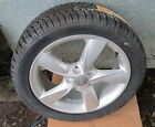 NEW AUDI A3 ALLOY WHEEL 8V0071497 WITH DUNLOP WINTER SPORT TYRE 205 50 R17 93H
