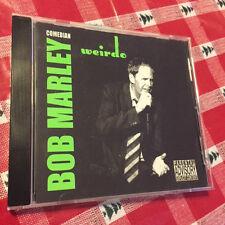 BOB MARLEY Comedian Weirdo Parental Advisory RARE Wicked Funny CD!