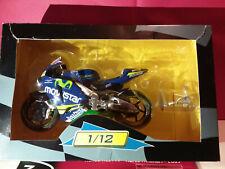 ALTAYA 1/12 MOTO GP HONDA RC211V~MARCO MELANDRI.2005~~ BOITE+FASCICULE