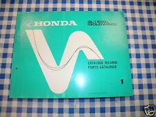 BB 13MN5J71 Catalogue pièce de rechange HONDA GL 1500 GOLDWING édition 1987