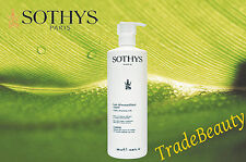 SOTHYS Clarity cleansing milk ( Fragile Capillaries Skin Types) 500ml * New