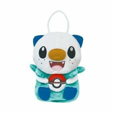 Pokemon Black & White Best Wishes Oshawott Mijumaru Plush Tissue Box Cover