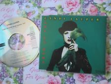 Cyndi Lauper ‎– Come On Home Epic Records XPCD 673 UK Promo CD Single