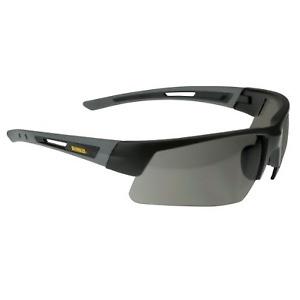Dewalt Crosscut Scratch Resistant Smoke Lens Safety Sun Glasses Specs