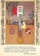 A4503) TRIESTE XII BRIGATA DI FANTERIA, 151 E 152 SASSARI E 12 CASALE.