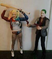 Harley Quinn & Joker Bandai S.H. Figuarts DC