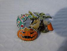 Disney Trading Pins 117195 Yoda and Pumpkin Halloween 2016