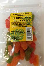 Li Hing Sour Hula Keiki 3oz. (4pack), Kakaako Bay Traders