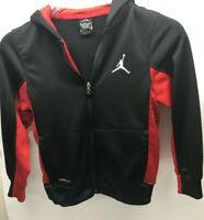 Jordan Nike Air Boys' Therma-Fit Jumpman Full Zip Hoodie Size M