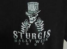 Sturgis  Rally Week 2009 Large Black T-Shirt