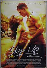 STEP UP DS ROLLED ORIG 1SH MOVIE POSTER CHANNING TATUM JENNA DEWAN (2006)