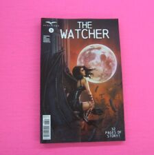 The Watcher  # 3 B  COMIC  ZENESCOPE 2019 Grimm Fairy Tales HOT BOOK