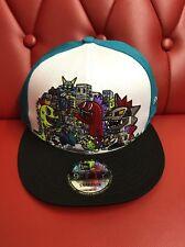 "Tokidoki ""Kaiju City"" Men's Snapback Hat (TH1)"