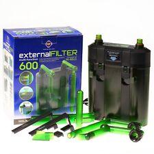 UP external  FILTER for 30-60cm TANK - AQUARIUM Adjustable Solenoid PLANTS