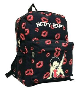 Betty Boop Smooches Back Pack