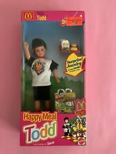 BARBIE'S BROTHER TODD HAPPY MEAL NRFB 1994