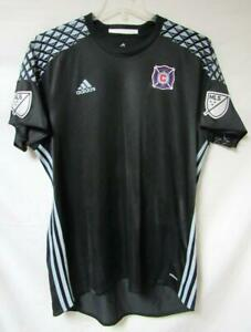 Adidas Chicago Fire Mens Size 10 (X-Large) Short Sleeve Adizero Jersey A1 1392