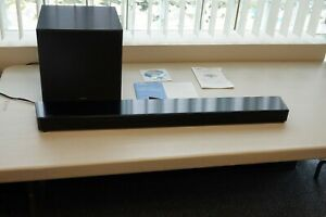 Yamaha YSP-2700 Digital Sound Projector Powered sound bar with MusicCast and 4K/