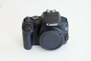 Canon EOS 200D Mark II - 24.2 Mp Cámara Digital Réflex. - Abierto, sin usar