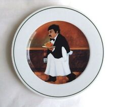 "Williams Sonoma Guy Buffet Sommelier ""Cassoulet and Beaujolais"" Dinner Plate"