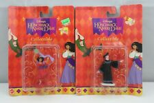 Disney' s The Hunchback of Notre Dame Collectable Figure | Esmeralda | Frollo