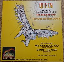 Queen - No One But You display flat
