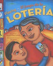 USED (GD) Playing Loteria / El juego de la loteria by Rene Colato Lainez