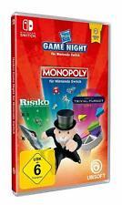 Hasbro Game Night - Nintendo Switch NEU & OVP