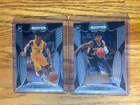 #10 2019 Prizm Draft Picks Ja Morant Lot Rookie Cards #2 #65 Murray State🔥