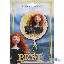PALLONCINO mylar Disney RIBELLE The Brave Addobbi Feste Compleanno bambina