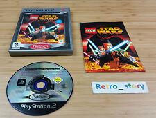 PS2 LEGO Star Wars : Le Jeu Vidéo PAL